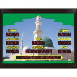 Jual Jam Digital Masjid Di Bekasi Utara