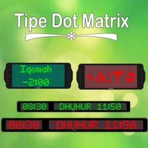 SERI Dot Matrix