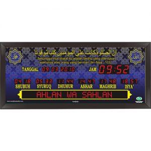 Jual Jam Digital Masjid Di Medan Satria