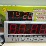 jual jam digital masjid di Ciketing Udik