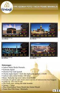 Jual Jam Digital Masjid Di Sepanjang Jaya