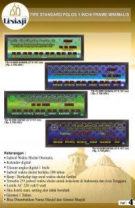 Jual Jam Digital Masjid Di Bojong Rawalumbu