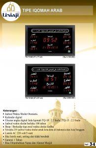 Jual Jam Digital Masjid Di Kali Baru