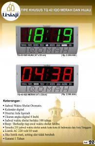 Jual Jam Digital Masjid Di Jatiktamat