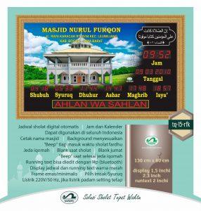 Beli Jam Digital Masjid Murah