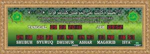 Beli Jam Digital Masjid Di Margahayu